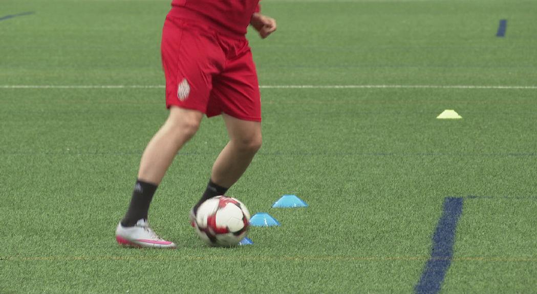 La Federació de Futbol farà més de 600 tests d'antígens durant les dues primeres jornades de competició