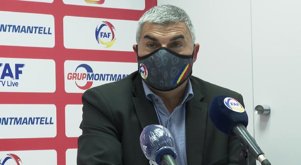 La Federació de Futbol insta Ilde Lima a fer un pas per reconduir la situació i nega cap xantatge al jugador