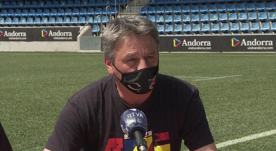 La Federació de Rugbi dona per fet l'acord per compartir l'Estadi Nacional a falta de tancar el calendari amb el FC Andorra i la FAF