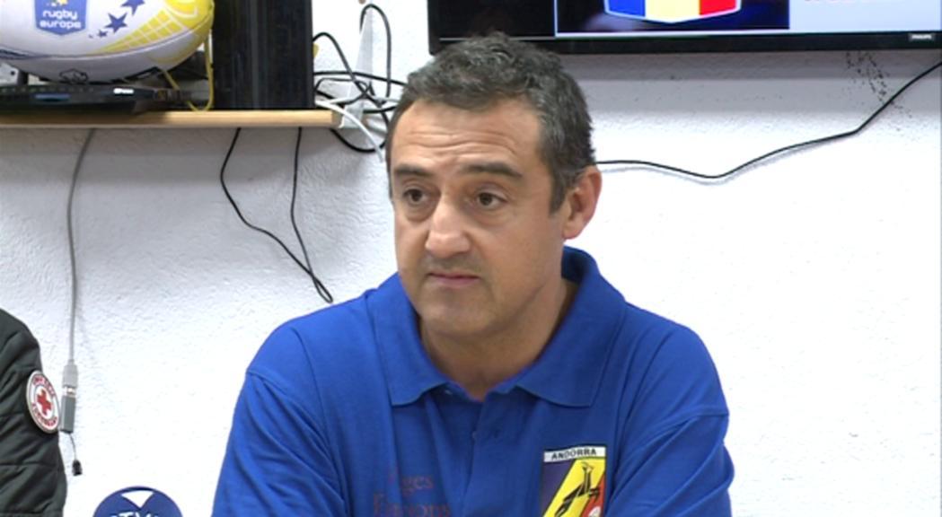 La Federació de Rugbi organitzarà un dinar benèfic amb la Creu Roja abans del partit contra Sèrbia
