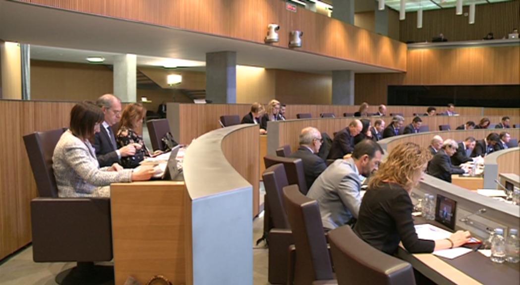 Les pròximes sessions al Consell General seran intenses, c