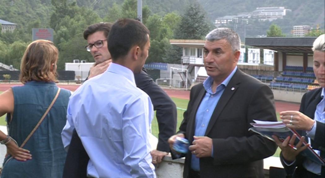Fèlix Álvarez encapçalarà la candidatura continuista a les eleccions de la FAF