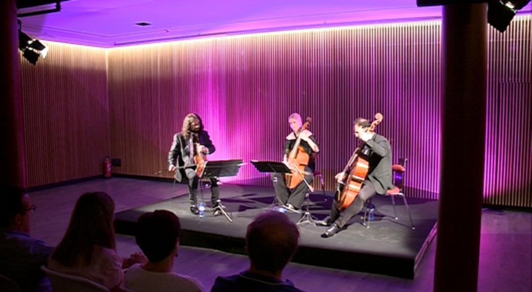 El festival de música antiga dels Pirineus s'ha acomia