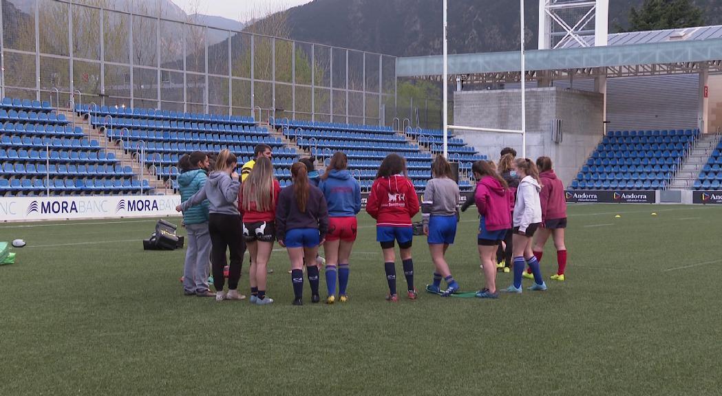 El femení del VPC vol dedicar un triomf a l'afició en el darrer partit contra el Sant Cugat B