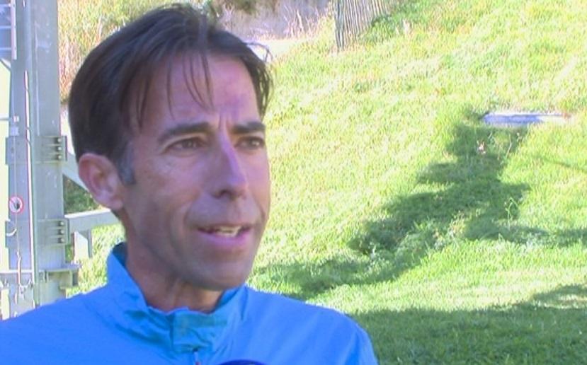 Ferran Teixidó, a una cursa de fer realitat un somni