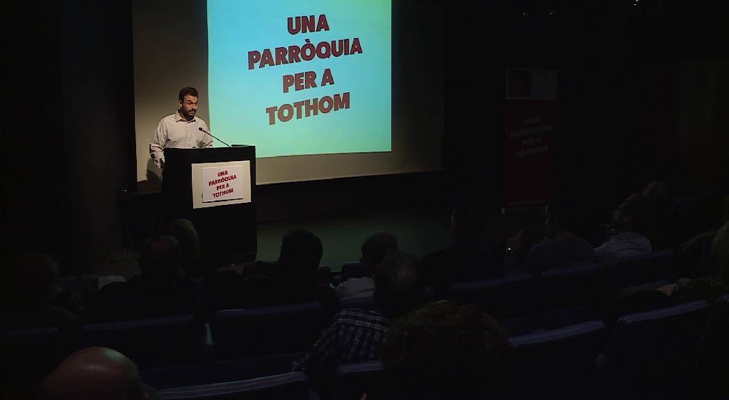 Les finances i els treballadors del comú, focus de la campanya a Sant Julià