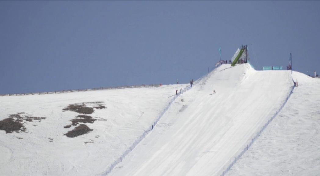 La FIS manté la celebració de les finals de la Copa del Món de quilòmetre llançat a Grau Roig