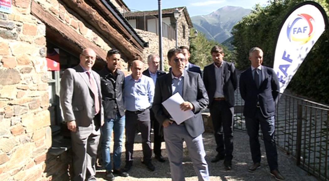 La fiscalia considera que Tomàs Gea podria ser autor d'un delicte de blanqueig