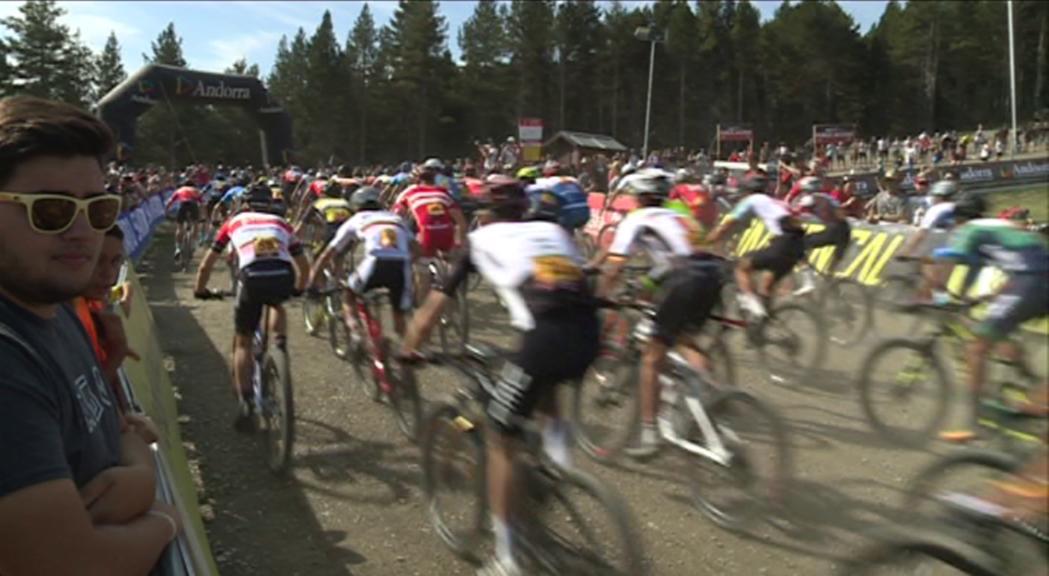 Folguera i Ancion participen al Campionat d'Europa de cross country