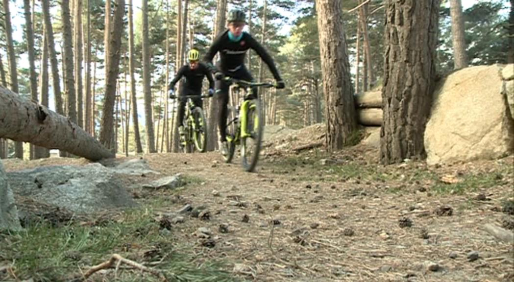 En bicicleta de muntanya, Kilian Folguera va tancar diumenge el S