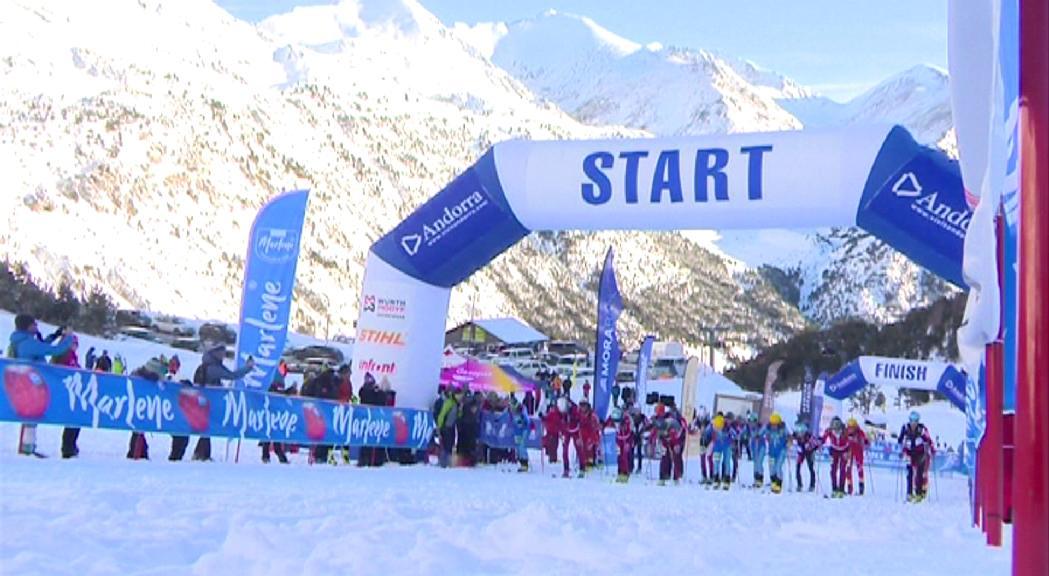 La Font Blanca continuarà al calendari de la Copa d'Andorra d'Esquí de Muntanya