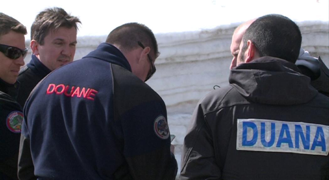 França intercepta 8,9 tones de tabac de contraban de procedència andorrana el darrer any