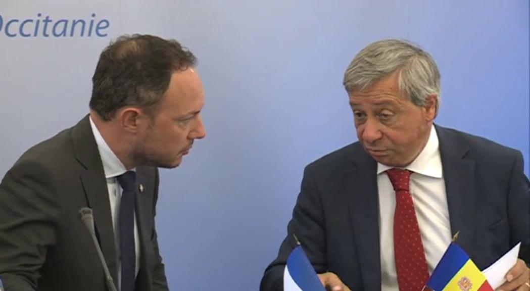 França treballa en un informe sobre els riscos a la RN-22