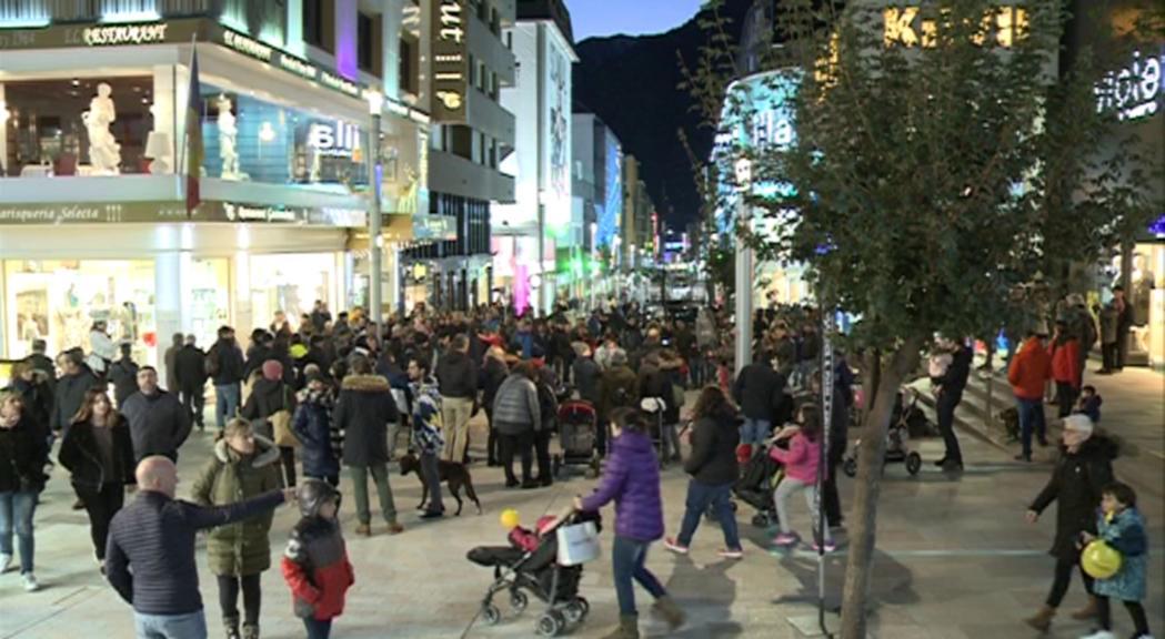 Francesc Camp creu que l'Andorra Shopping Festival podria créixer per sobre del 4% de visitants