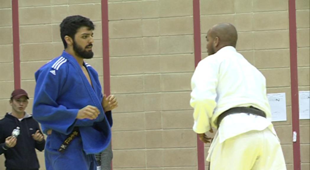 Francisco Pérez es classifica per al Campionat de França de judo