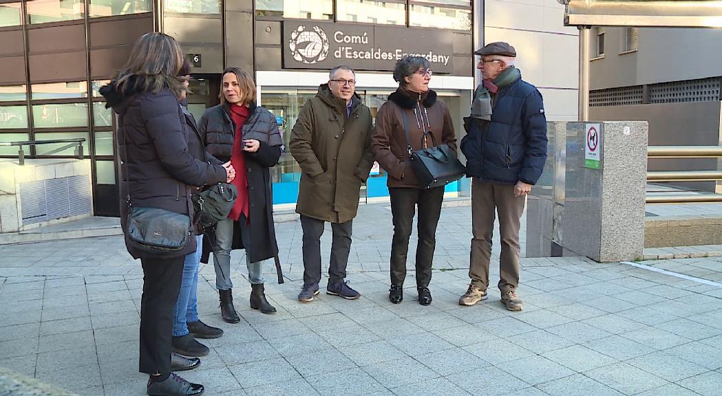 Funcionariat i representació política, patrimoni arquitectònic i solidaritat ciutadana, aquest divendres a Escaldes-Engordany
