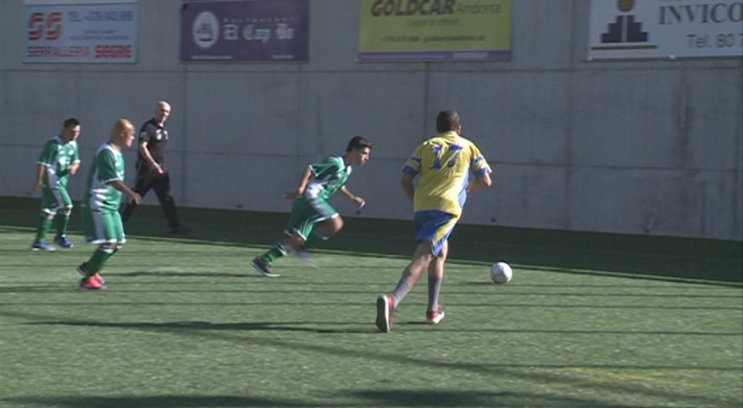 El futbol i l'atletisme centren el primer matí de competició dels Special Olympics