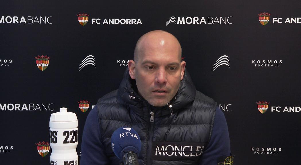 """Gabri: """"Estem al pitjor moment de la temporada"""""""
