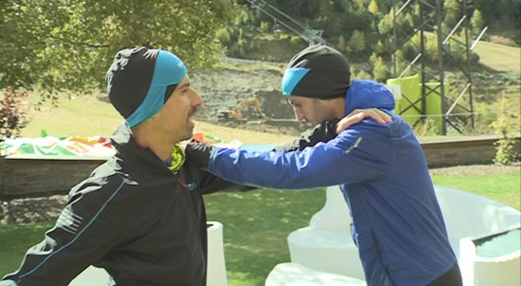 Els germans Casal fan història amb una tercera i cinquena posició a la general de la Copa del Món de curses de muntanya