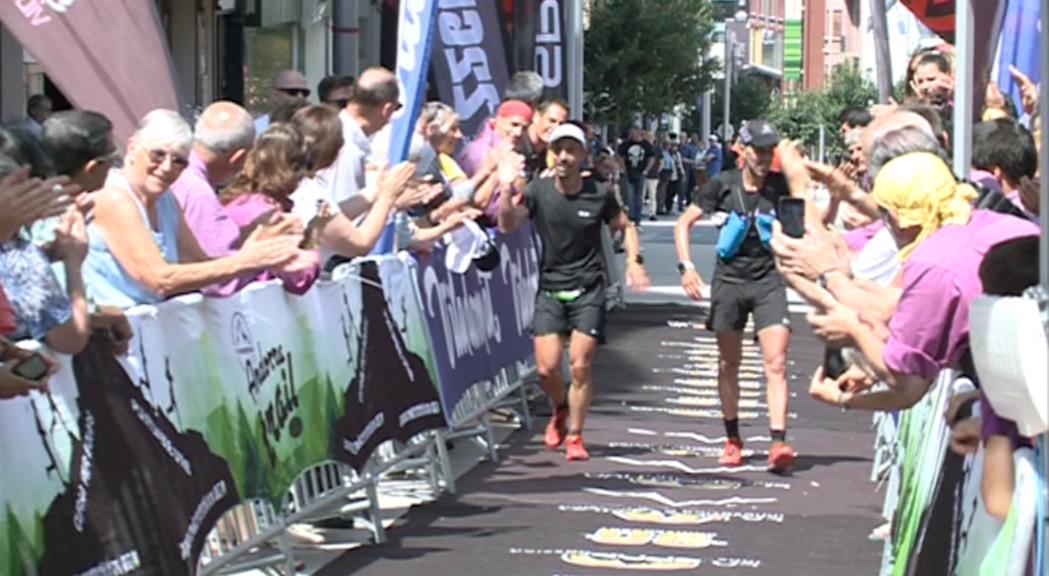 Els germans Casal guanyen la primera edició de la Sportiva Andorra Trail