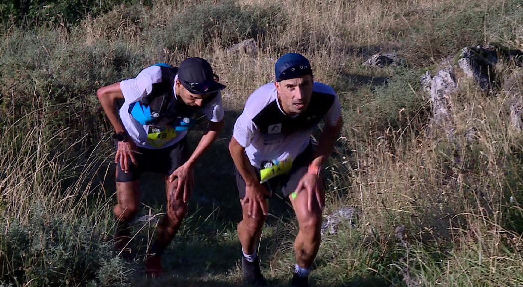 Els germans Casal revaliden el triomf a La Sportiva Andorra Trail