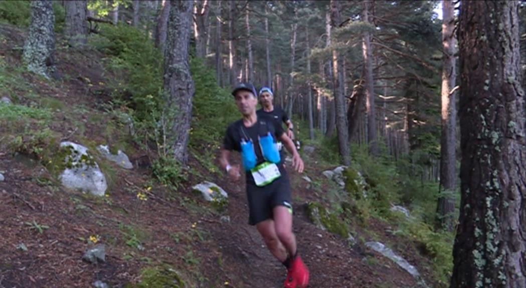 Els germans Casal i Sandra Castellanas i Imma Parrilla guanyen la primera etapa de la Sportiva Andorra Trail