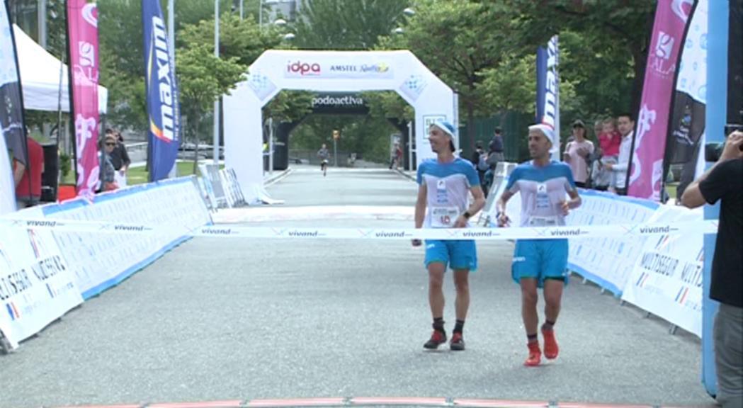 Els germans Casal tornaran a liderar l'equip nacional de curses de muntanya