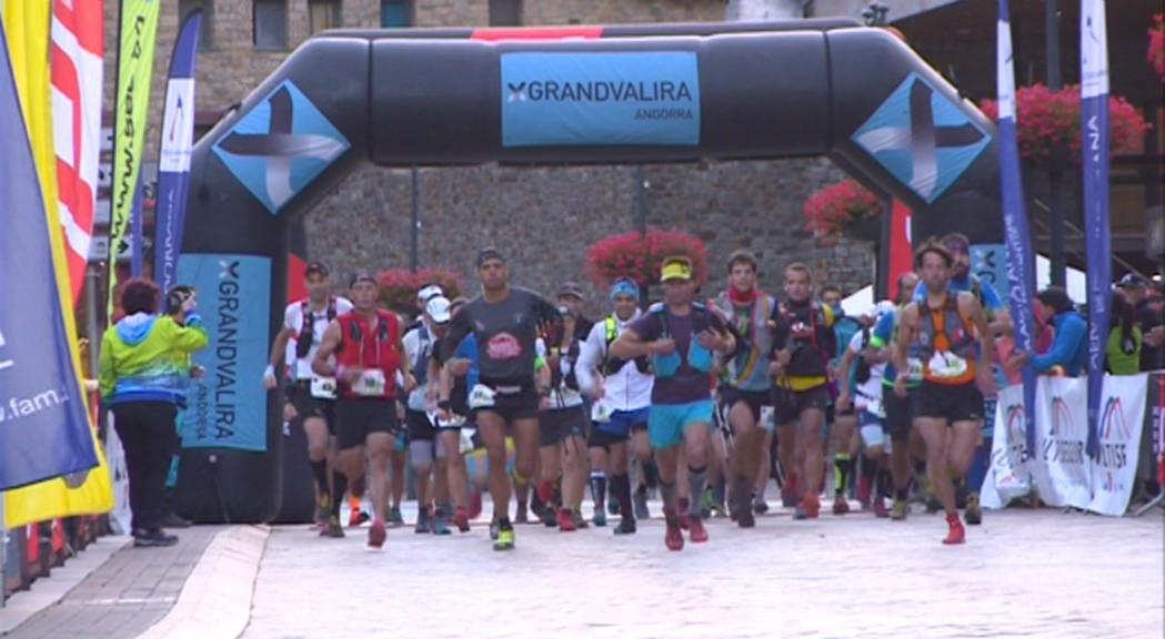 Els germans Teixidó i Roser Espanyol s'adjudiquen la Marató de les Valls de Canillo