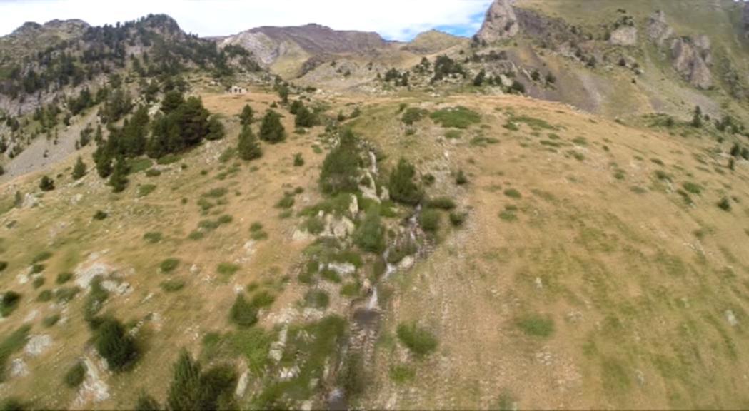 La gestió de la vall del Madriu denunciarà el pilot d'enduro que ha recorregut el pic Negre amb moto