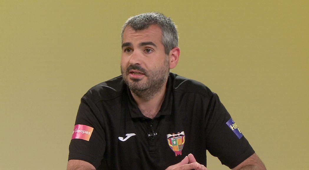 Giménez assegura que el VPC no posaràcap problema per compartir l'Estadi Nacional amb el FC Andorra