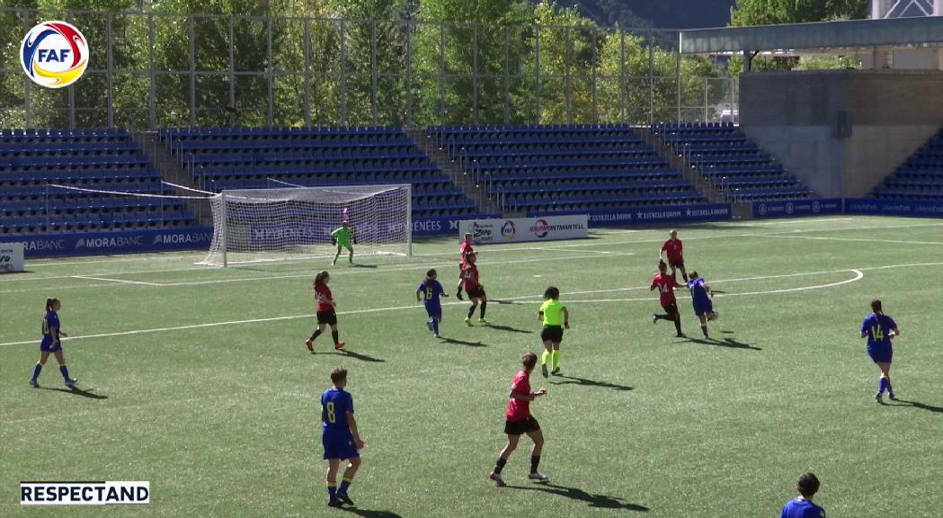 Gol d'Albània al 90 i Andorra es queda amb la mel als llavis