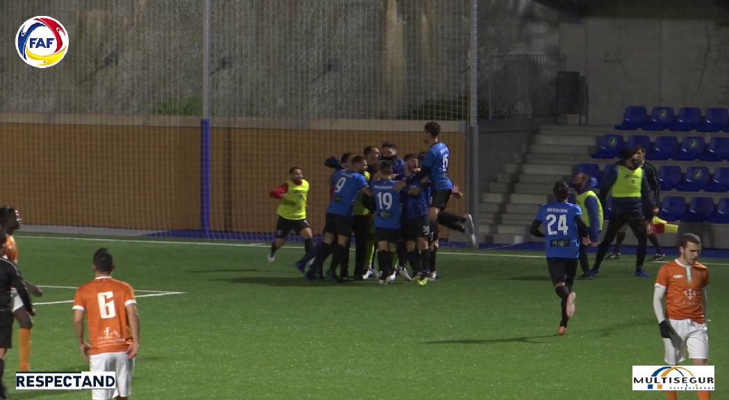 Un gol de Marc Pujol deixa l'Inter a tocar del títol