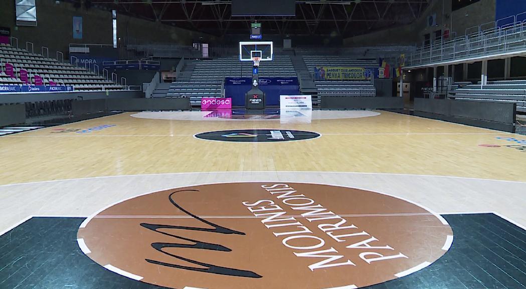 Gorka Aixàs segueix donant opcions a la candidatura andorrana per acollir el final de la lliga Endesa