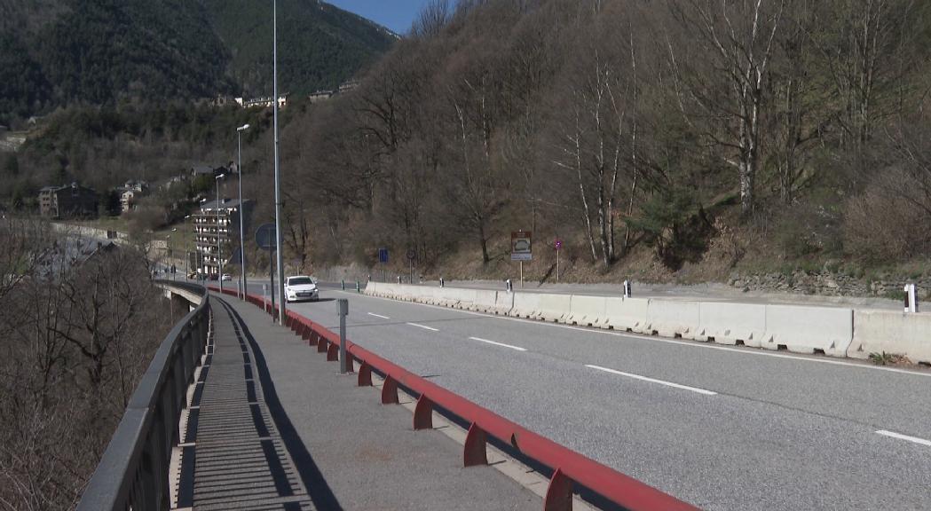El Govern adjudica les obres de rehabilitació del viaducte de la Serra de l'Honor