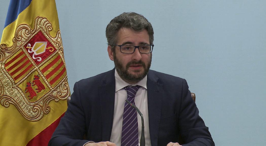 El Govern crearà un registre per a  persones acomiadades durant la crisi del coronavirus i descarta la suspensió temporal de llocs de feina de moment