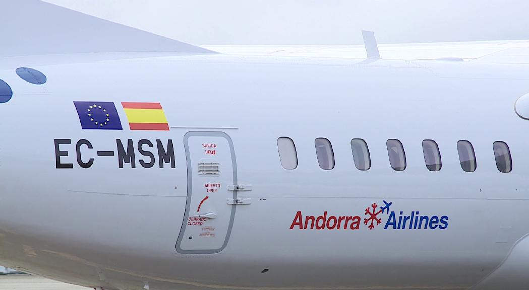 El Govern descarta treballar amb Andorra Airlines i busca un operador internacional de prestigi per operar a l'aeroport de la Seu