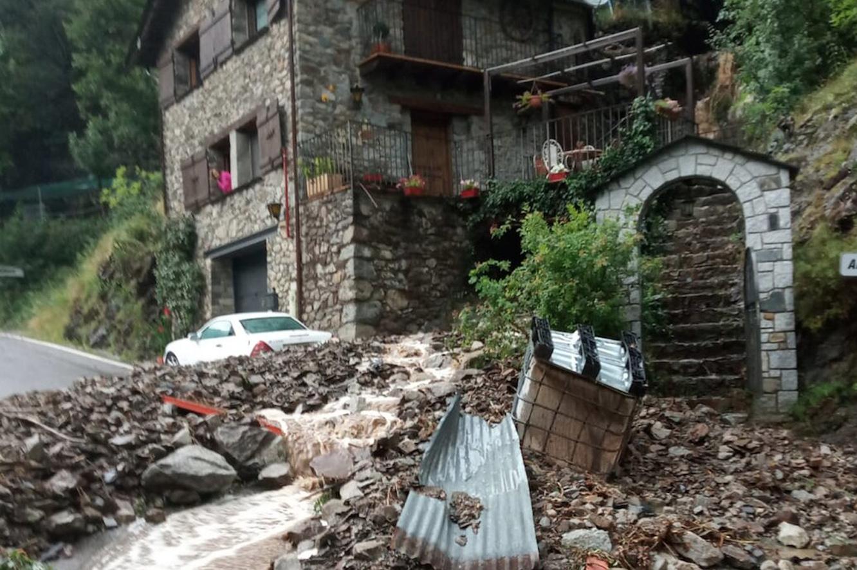 El Govern licita les obres de sanejament i millora de drenatge de la carretera de Bixessarri, que s'iniciaran a finals d'agost
