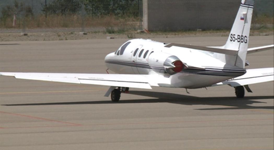 El Govern preveu que l'aeroport Andorra-la Seu estigui preparat per rebre vols comercials a partir del maig