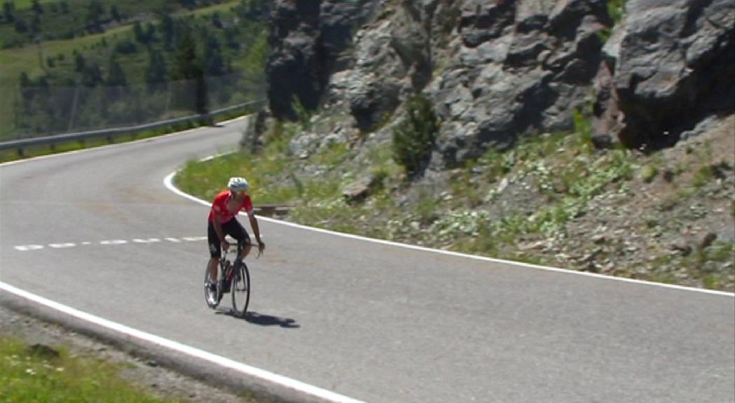 El Govern torna a tancar el darrer tram de la CG-3 per afavorir els ciclistes
