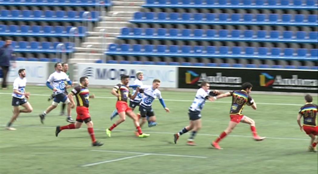 Un gran VPC derrota l'Aviron Castrais (42-16) i jugarà els quarts de final contra el Tolosa