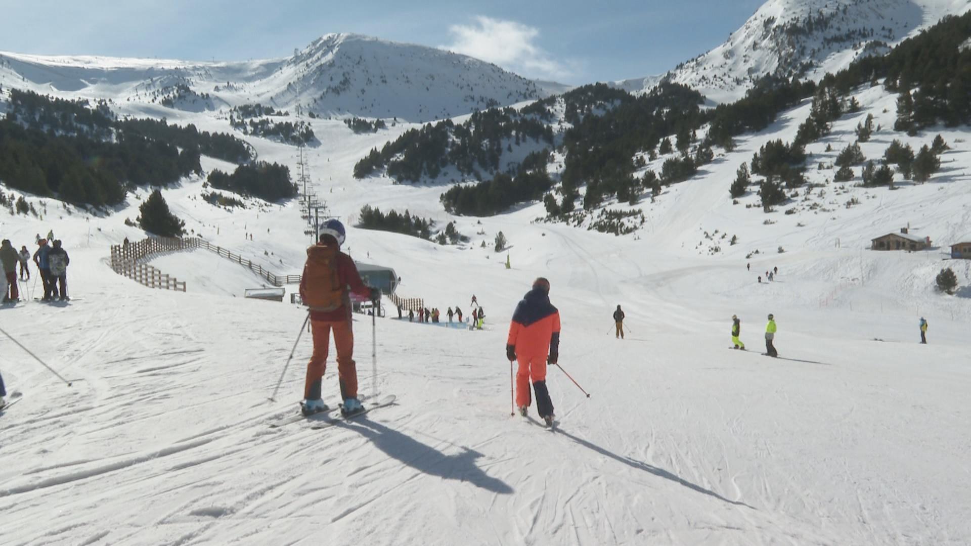 Grandvalira connectarà tots els sectors operatius fins als 135 quilòmetres esquiables i apujarà el forfet a 52 euros per Setmana Santa
