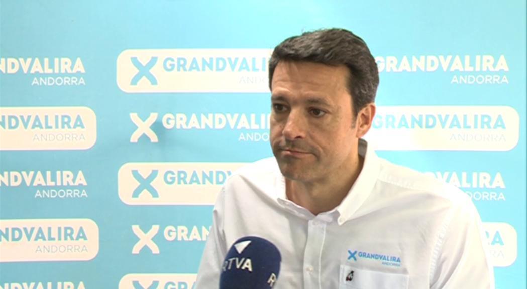 Grandvalira celebra l'acord per la continuïtat de la marca Vallnord tres anys més