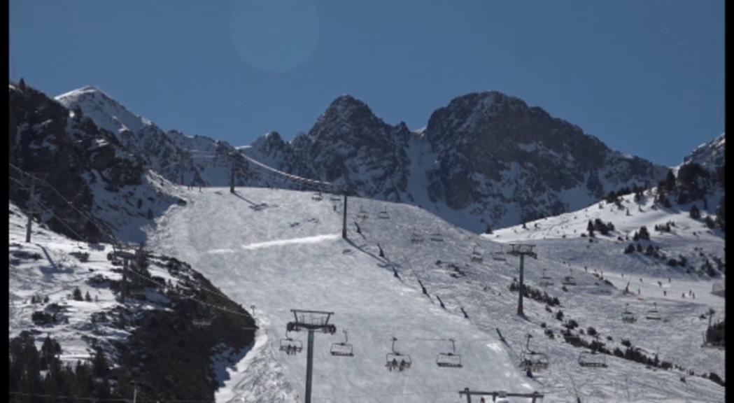 Grandvalira confia en la bona qualitat de la neu per motivar les reserves de darrera hora