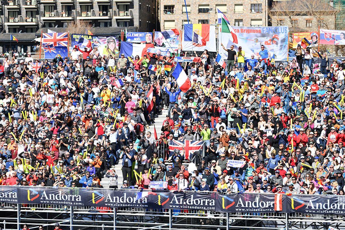 Grandvalira tanca amb èxit les Finals de la Copa del Món