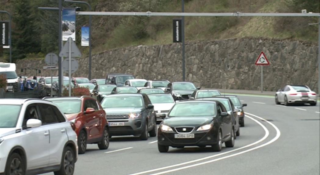 Els habitants d'Andorra viatgen majoritàriament a Espanya