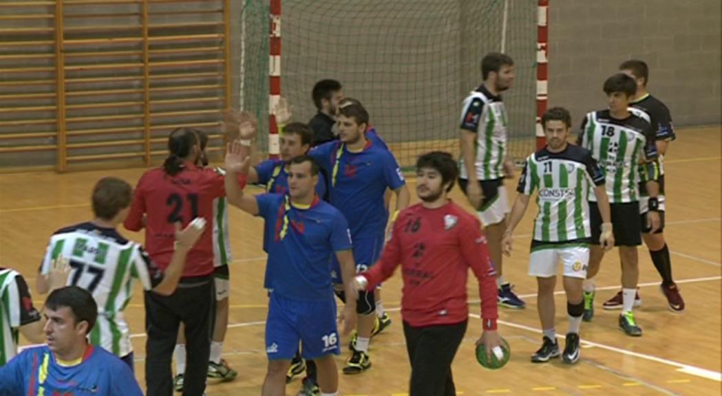 L'handbol estarà present com a esport d'exhibició a Andorra 2021