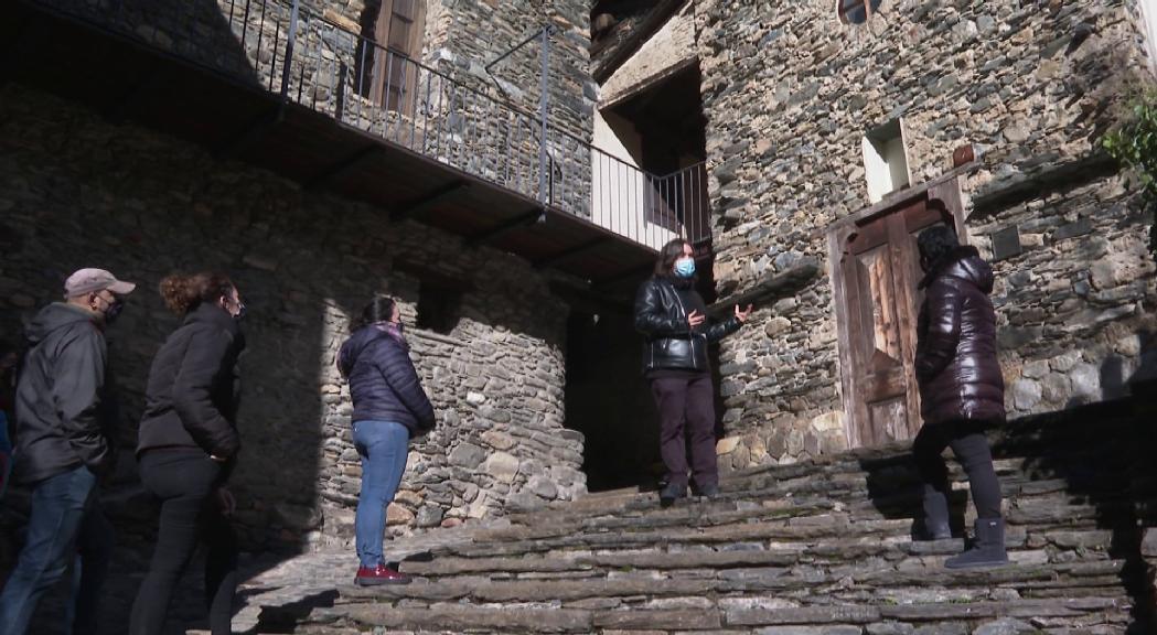 La història de Casa Rossell centra un nou itinerari per promocionar els museus en temps de coronavirus