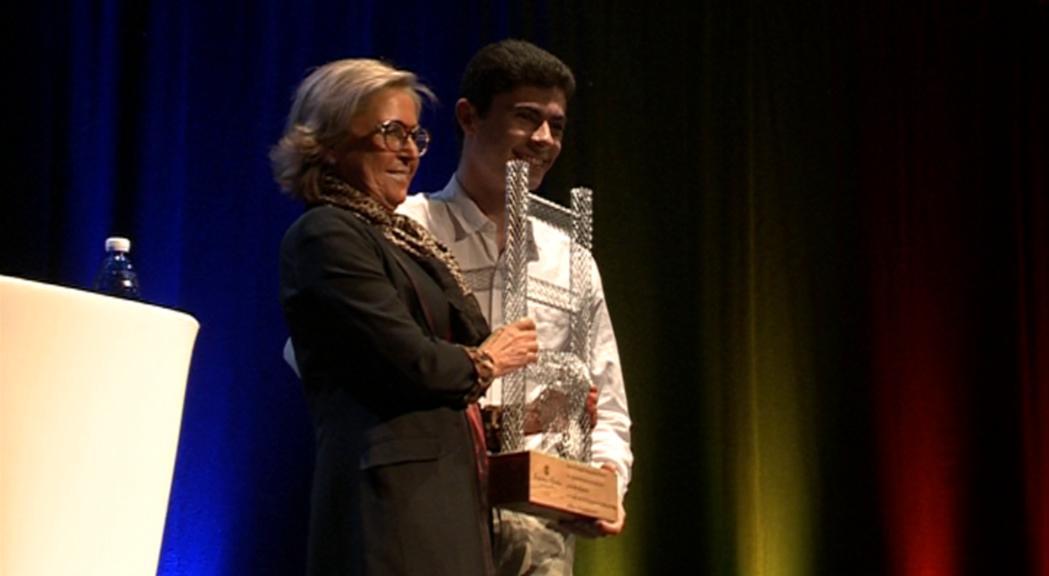 Homenatge a David Aguilar i els Special Olympics en la primera gala del Dia nacional de les persones amb discapacitat