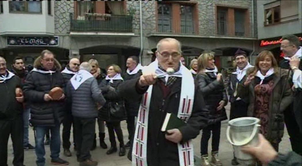 Homenatge als escudellaires de la capital per 50 anys de tradició