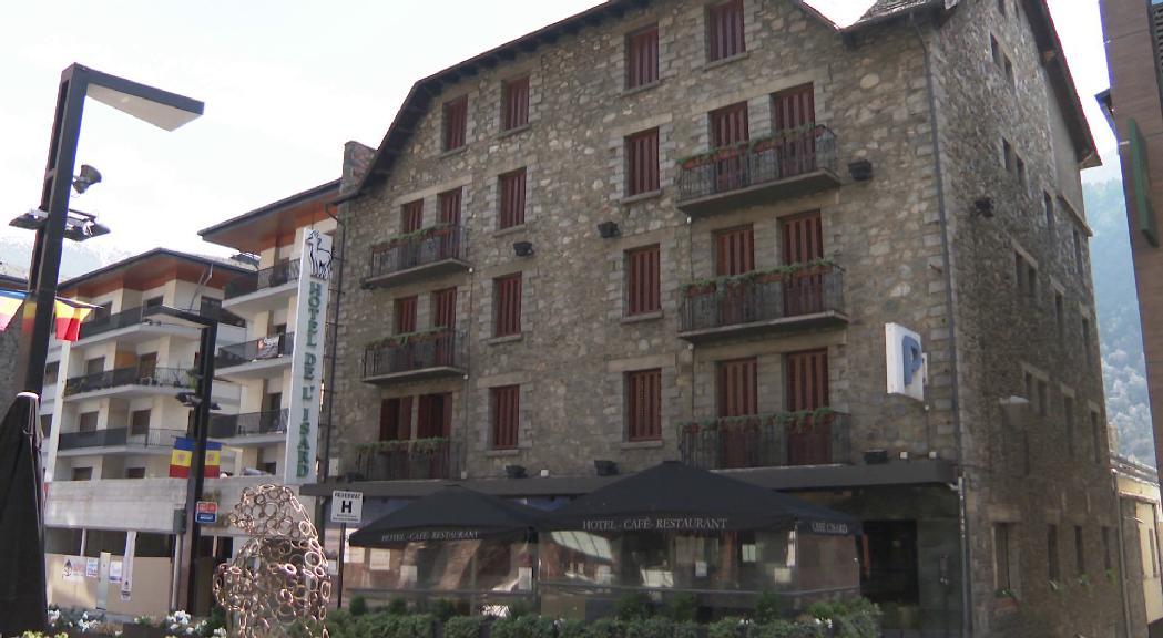 Els hotels preveuen una caiguda d'entre un 30 i un 50% en la facturació d'aquest any